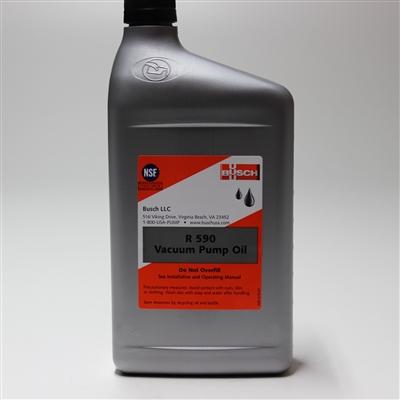Busch Vacuum Pump Oil